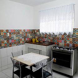 Adesivo decorativo de Azulejo Português para Cozinha