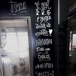 Adesivo de parede para cozinha - Decoração - São Paulo