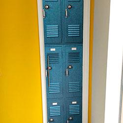 Revestimento adesivo para porta - Arquivo