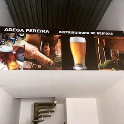 Painel Fotográfico - Adega Pereira