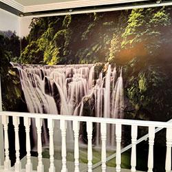 Impressão e aplicação de adesivo em parede - Sumaré - São Paulo