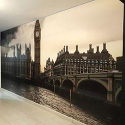 Painel Fotográfico Big Ben