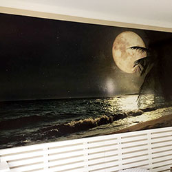 Painel Fotográfico para Decoração de Cabeceira