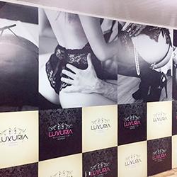 Painel fotográfico Luxúria Sex Shop
