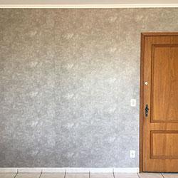 Adesivo de parede - Cimento Queimado - São Paulo - Decoração de Sala