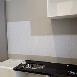 Revestimento de parede para cozinha - Decoração - São Paulo