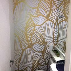 Painel Fotográfico - Parede de Banheiro