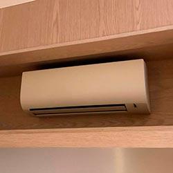 Envelopamento de ar condicionado com Aveia - Itaim Bibi - São Paulo - SP