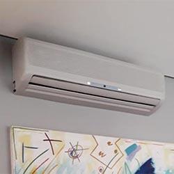 Envelopamento de ar condicionado na Vila Nova Conceição - Cinza Glacial