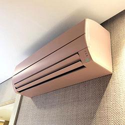 Envelopamento de ar condicionado com Cobre Vecchio Imprimax - Campo Belo - São Paulo