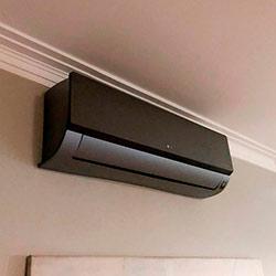 Envelopamento de ar condicionado com Jateado Silver - Indianápolis - São Paulo