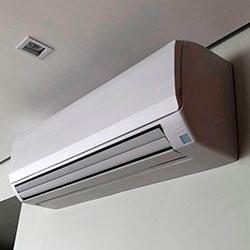 Envelopamento de ar condicionado - Moema - São Paulo