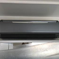 Envelopamento de ar condicionado Alltak Ultra Argento - São Paulo