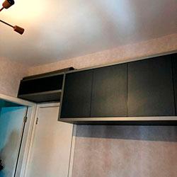Envelopamento de armários - Perdizes - SP