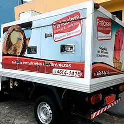 Envelopamento de Baú HR em São Paulo
