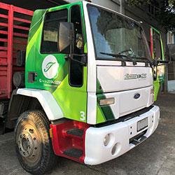 Envelopamento - Plotagem de caminhão para empresa em São Paulo - Guarulhos