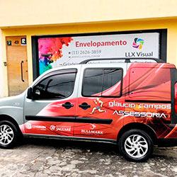 Plotagem de Veículo para empresa