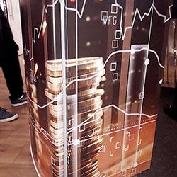 Envelopamento de frigobar com imagem - Cidade de Deus - Osasco