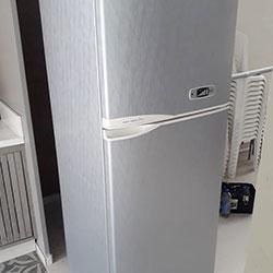 Envelopamento de geladeira com Aço Escovado - Inox - São Paulo