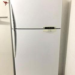 Envelopamento de geladeira com branco fosco - Osasco - SP