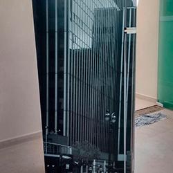 Envelopamento geladeira com impressão digital em São Paulo