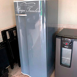 Envelopamento de geladeira - Tamboré - Barueri
