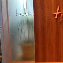 Adesivo jateado para empresa em São Paulo