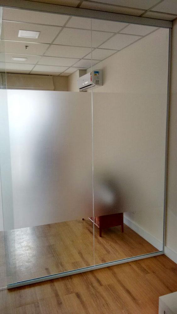 Artesanato Simples Com Eva ~ Adesivo Jateado para Vidros