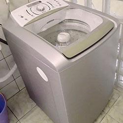Envelopamento de máquina de lavar roupas com aço escovado - Osasco - Vila Yara