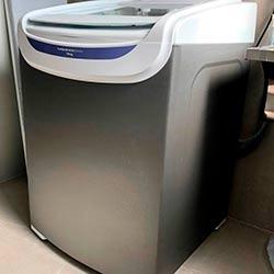 Envelopamento de máquina de lavar roupas com aço escovado - Bela Vista - São Paulo