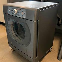 Envelopamento de máquina de lavar roupas com Brushed Graphite - São Paulo
