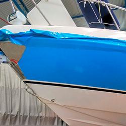 Adesivagem de barcos para litoral de SP
